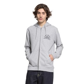 Durable Timer - Zip-Up Hoodie  EDYSF03155