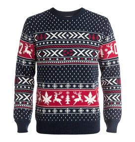Ugly Xmas - Crew-Neck Sweater  EDYSW03012