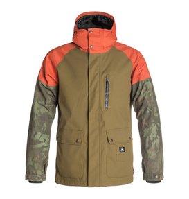 Clout -  Snowboard Jacket  EDYTJ03004