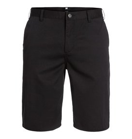 DC WORKER SHORT Black EDYWS03001