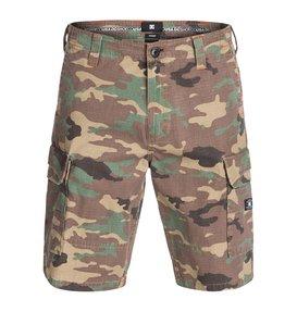 Ripstop Cargo 22 Shorts  EDYWS03011