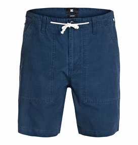 Fatigue Canvas Straight Shorts  EDYWS03019