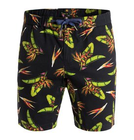 "Timeless Print Slim Fit 18"" - Shorts  EDYWS03035"