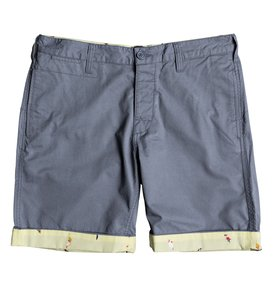 "Hidden Gem 19"" - Chino Shorts  EDYWS03098"