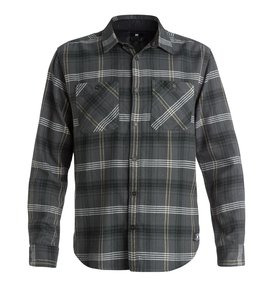 Vibration - Long Sleeve Flannel Shirt  EDYWT03045