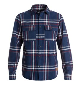 Wes Flannel - Long Sleeve Shirt  EDYWT03053