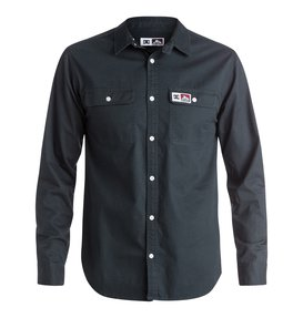 DCBD Twill - Long Sleeve Shirt  EDYWT03066