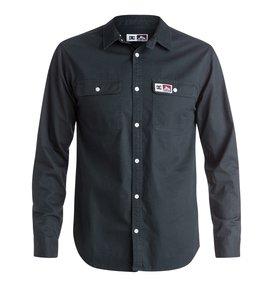 DCBD Twill - Long Sleeve Shirt  EDYWT03066