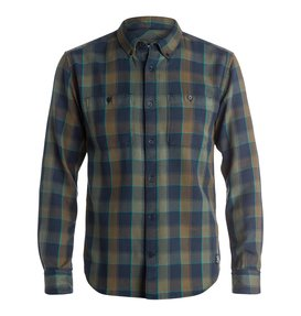 Midweight - Long sleeve flannel shirt  EDYWT03071