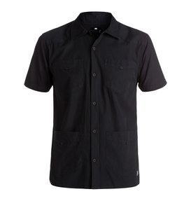 Guayabera Shirt - Short Sleeve Shirt EDYWT03075
