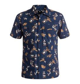 Guayabera Print - Short Sleeve Shirt  EDYWT03089