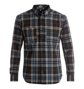 South Ferry Flannel - Long Sleeve Shirt  EDYWT03100