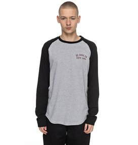Clear Version - Long Sleeve T-Shirt  EDYZT03701