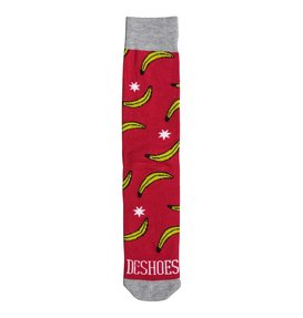 Formula One - Printed Crew Socks  PS007007A