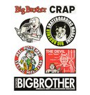Dcshoes Big Brother - Sticker Pack