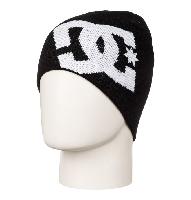 0 Men's Big Star Beanie Black 102812 DC Shoes