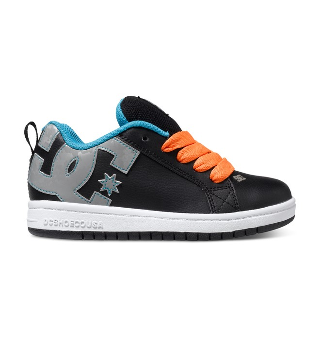 0 Boy's 4-7 Court Graffik Shoes  300504A DC Shoes