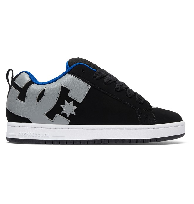 0 Court Graffik - Shoes Black 300529 DC Shoes
