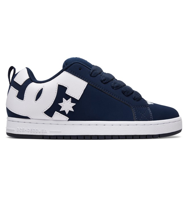 0 Court Graffik - Shoes Blue 300529 DC Shoes