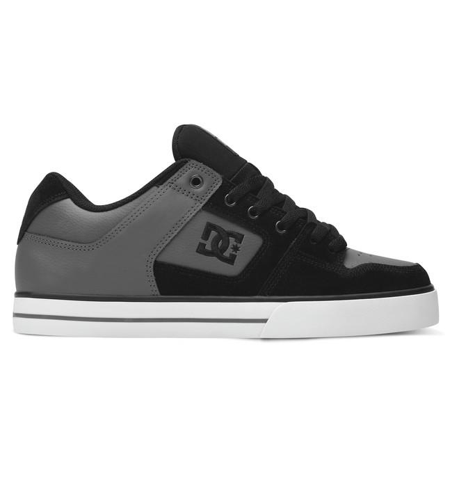0 Men's Pure Shoes Grey 300660 DC Shoes
