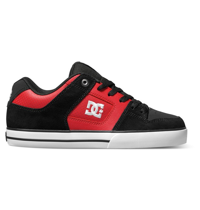 0 Men's Pure Shoes Red 300660 DC Shoes