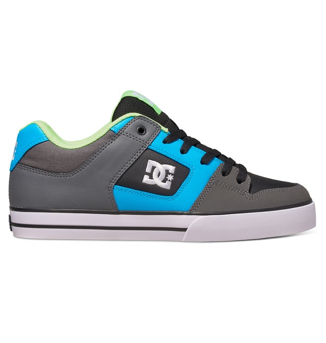0 Men's Pure Shoes Grey 300660 DC Shoes