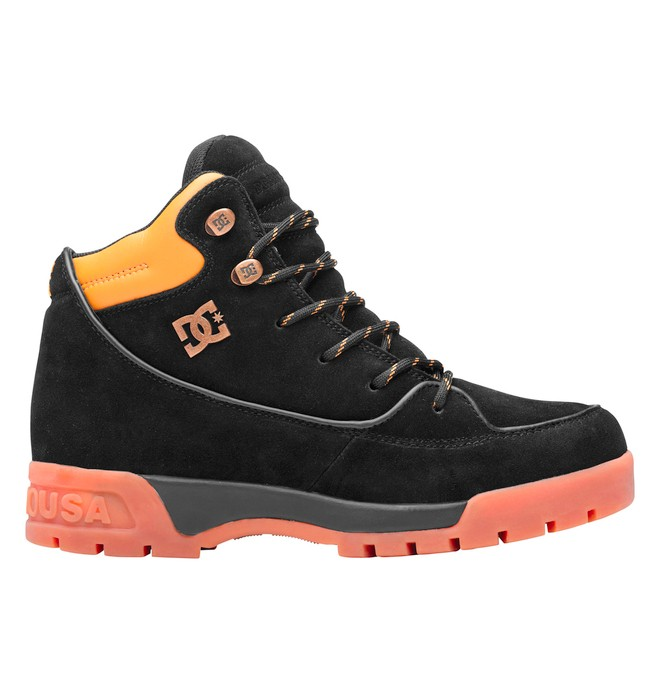 0 Men's Rover Water Resistant Shoes  300870 DC Shoes