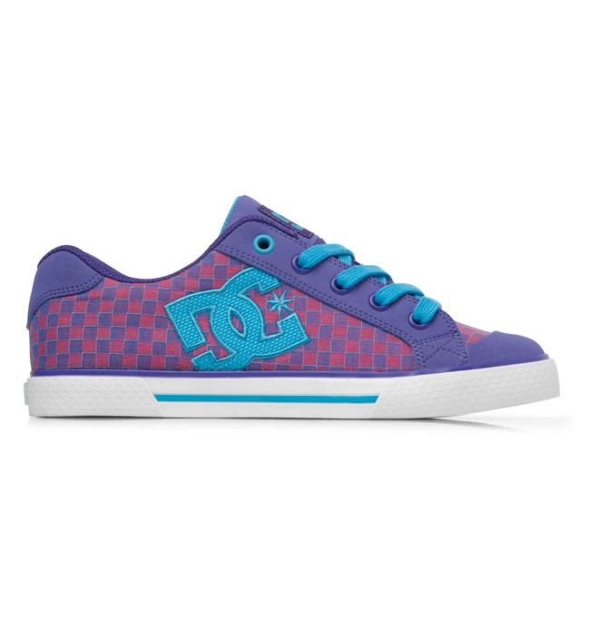 0 Women's Chelsea Shoes Purple 300876 DC Shoes