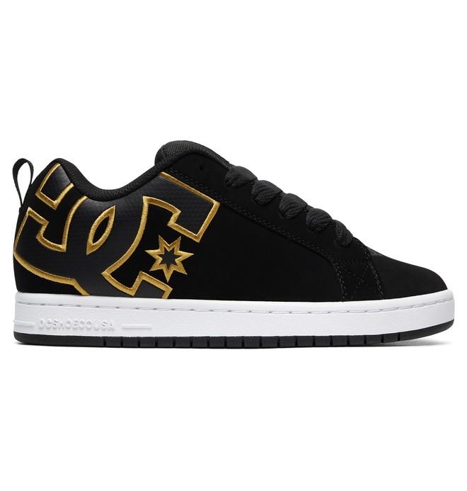 0 Court Graffik SE - Shoes Black 300927 DC Shoes