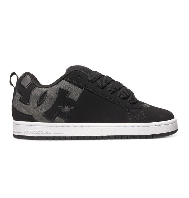 0 Court Graffik SE - Low-Top Shoes Black 300927 DC Shoes