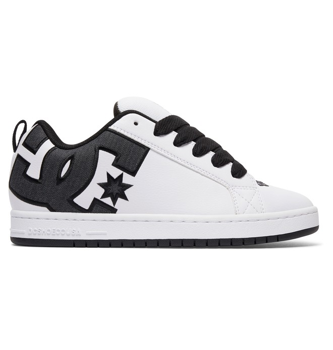 0 Court Graffik SE - Shoes White 300927 DC Shoes