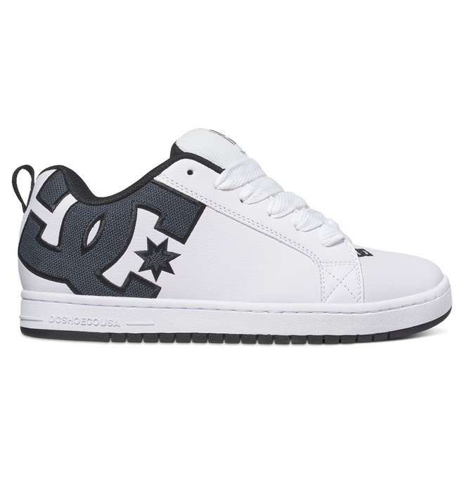 0 Men's Court Graffik SE Shoes  300927 DC Shoes