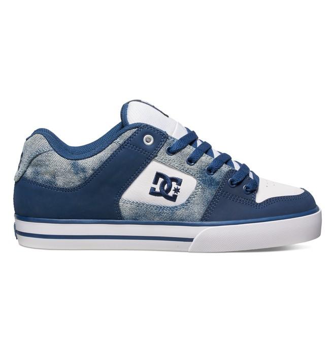 0 Pure SE - Low-Top Shoes Blue 301024 DC Shoes