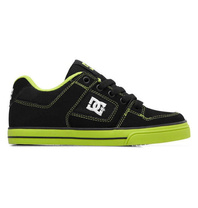 0 Boy's 4-7 Pure Shoes  301069A DC Shoes