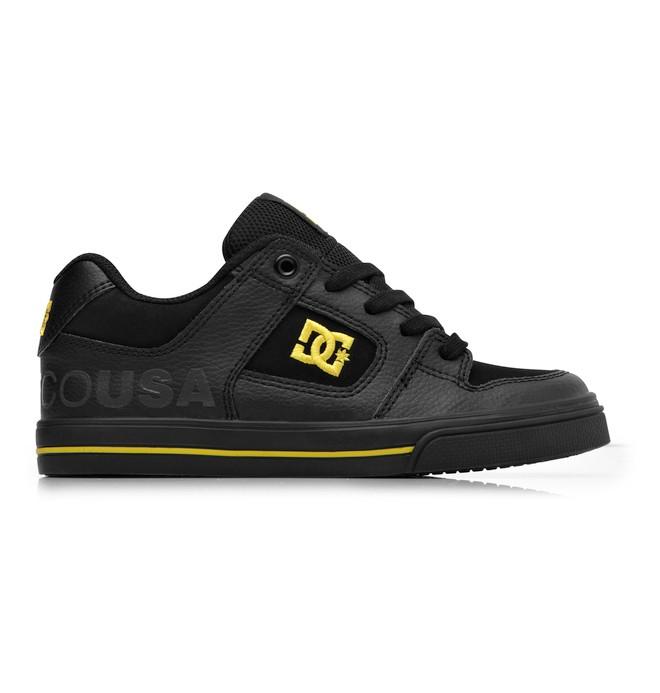 0 Boy's 8-16 Pure Shoes Black 301069B DC Shoes