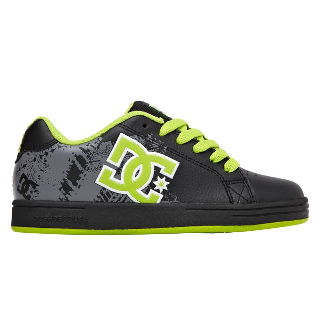 0 Character Shoes Black 301094A DC Shoes