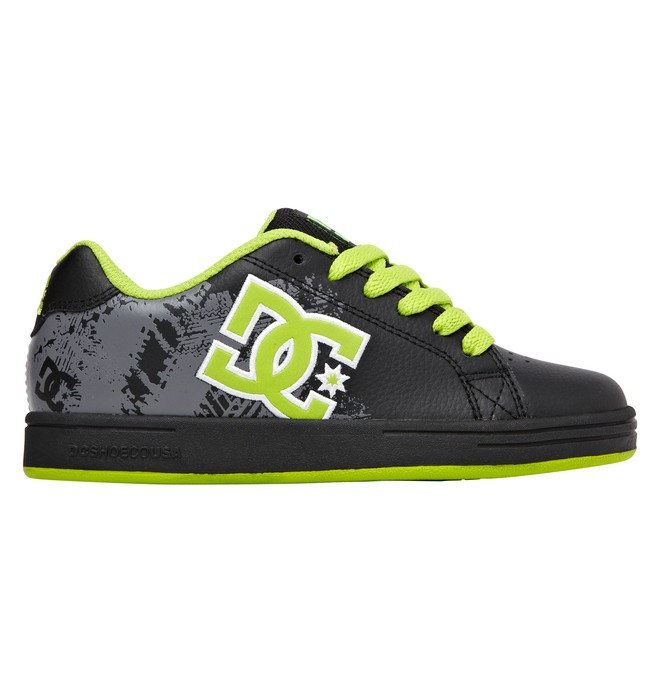 0 Character Shoes Black 301094B DC Shoes