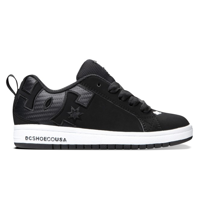 0 Boy's 4-7 Court Graffik SE Shoes  301131A DC Shoes