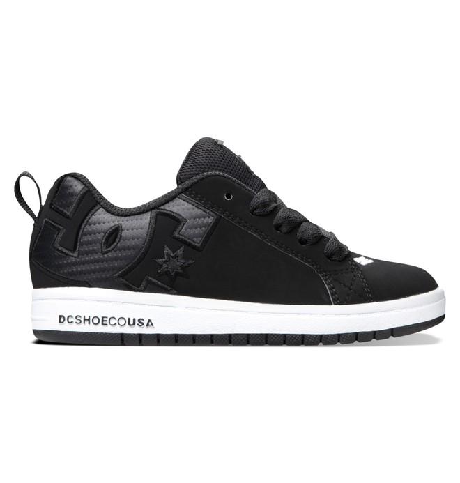 0 Kid's Court Graffik SE Shoes  301131B DC Shoes