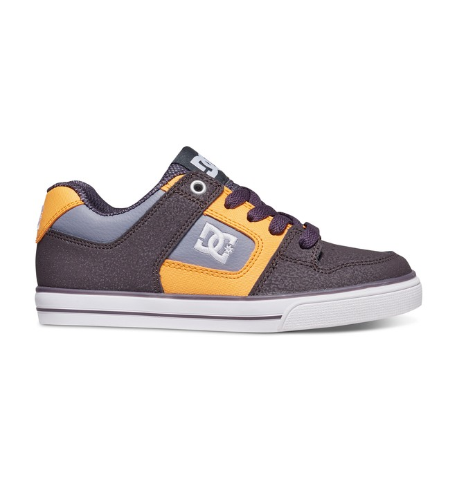 0 Boy's 8-16 Pure SE Shoes Multicolor 301344A DC Shoes