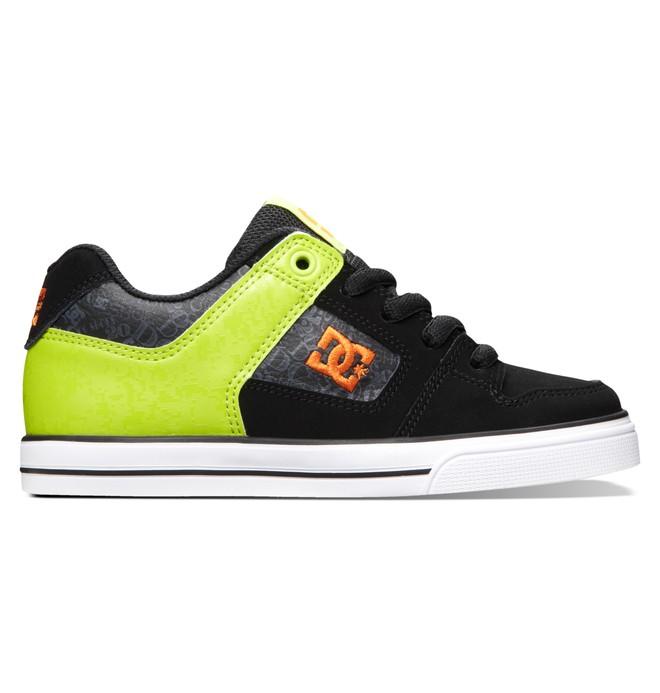 0 Boy's 8-16 Pure SE Shoes  301344B DC Shoes