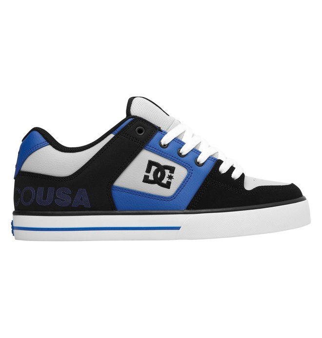0 Men's Pure XE Shoes Blue 301722 DC Shoes
