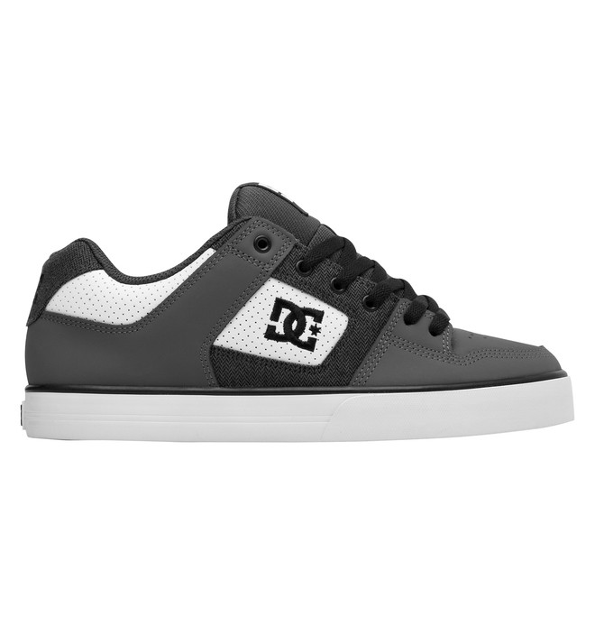0 Men's Pure XE Shoes Grey 301722 DC Shoes
