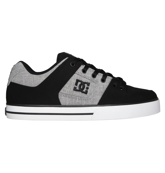 0 Men's Pure XE Shoes Black 301722 DC Shoes