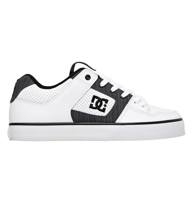 0 Men's Pure XE Shoes White 301722 DC Shoes