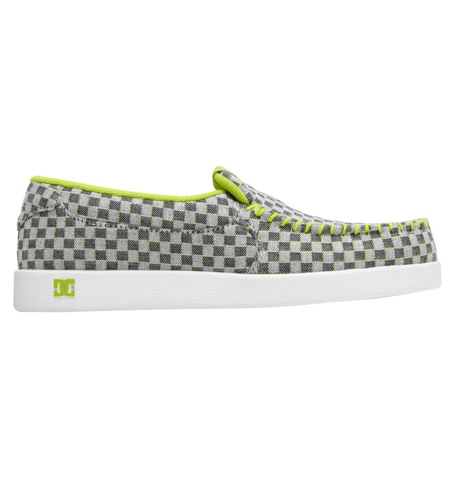 0 Women's Villain TX Shoes Grey 301900 DC Shoes