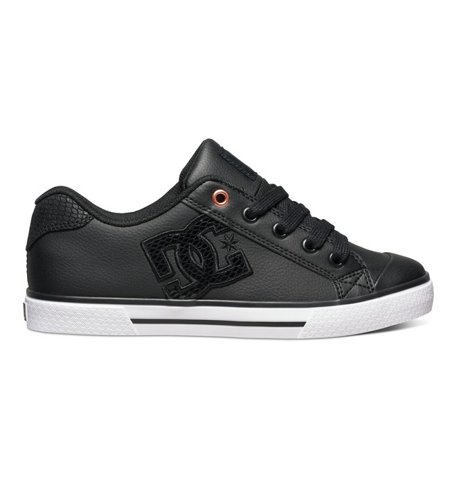 0 Women's Chelsea SE Shoes Black 302252 DC Shoes