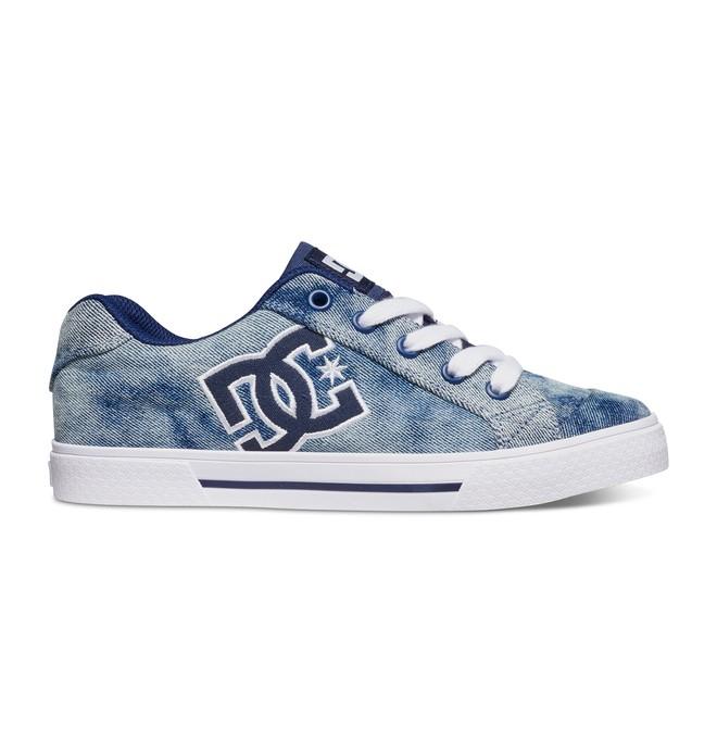0 Women's Chelsea SE Shoes Blue 302252 DC Shoes