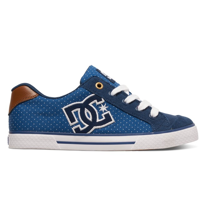 0 Women's Chelsea SE Shoes Blue 302252 DC Shoes
