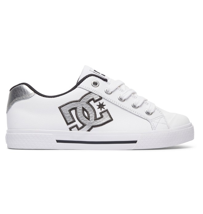 0 Women's Chelsea SE Shoes White 302252 DC Shoes